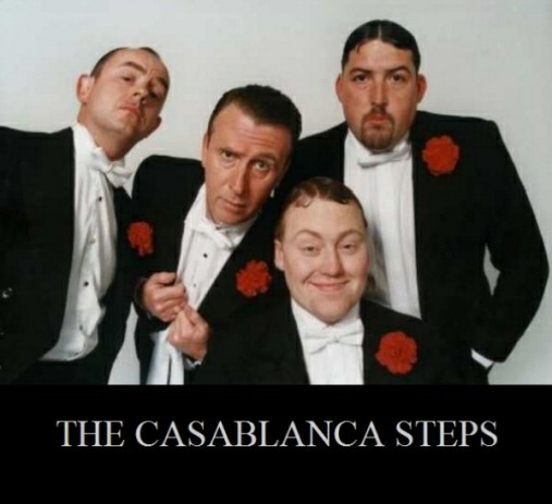 The Casablanca Steps Link