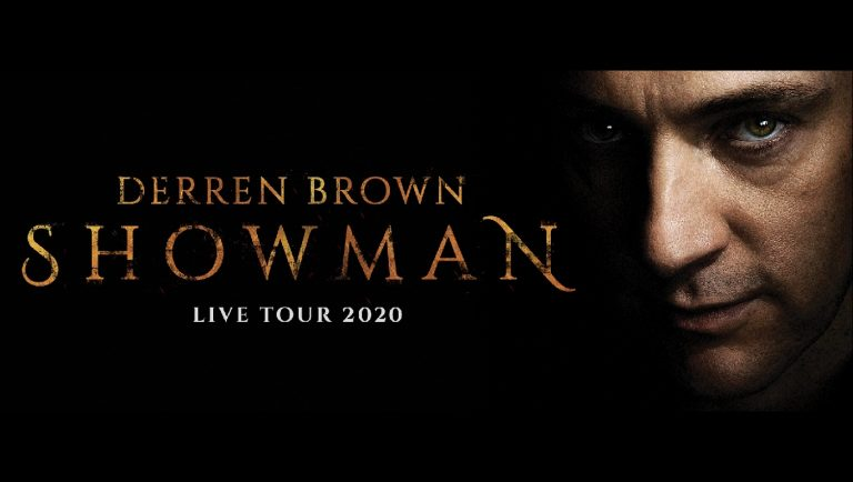 Derren Brown's Showman Tour 2020