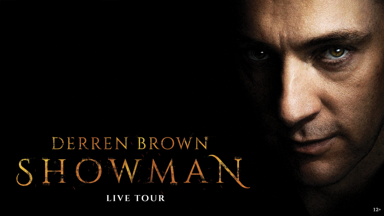 Derren Brown Live tour Poster